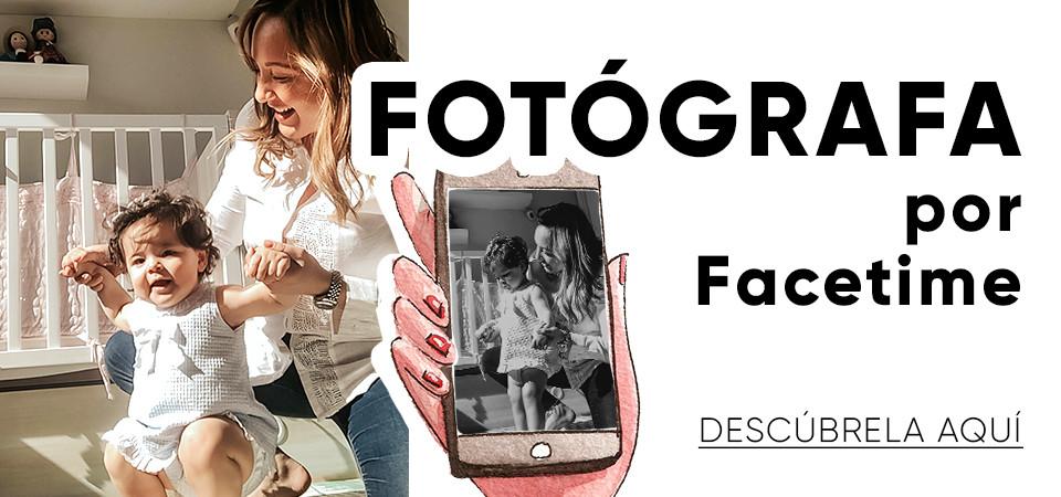Fotógrafa en remoto