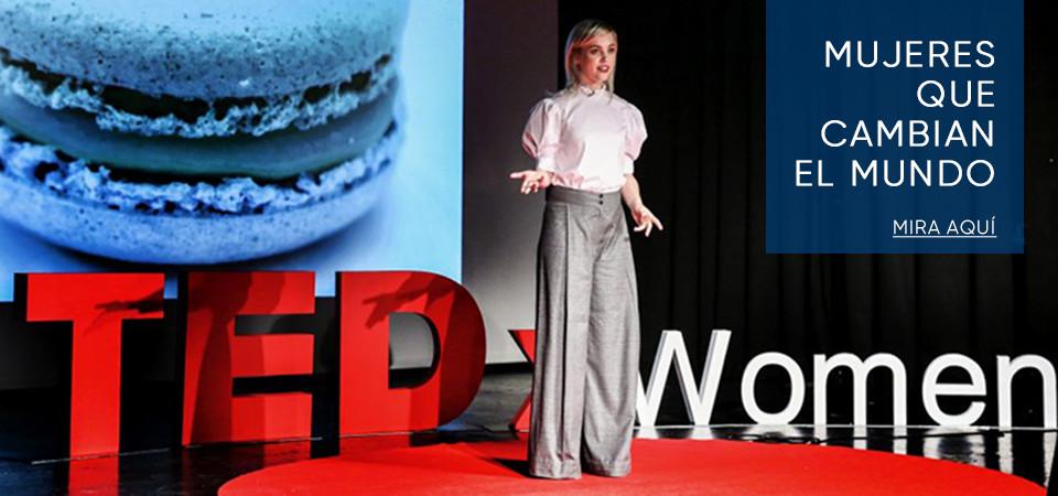 Mujeres que cambian el mundo