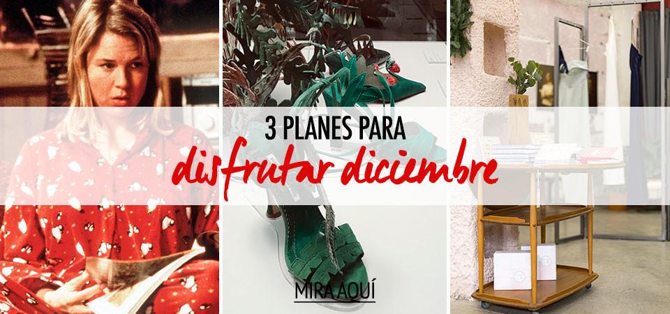 Tres planes para disfrutar de diciembre en Madrid