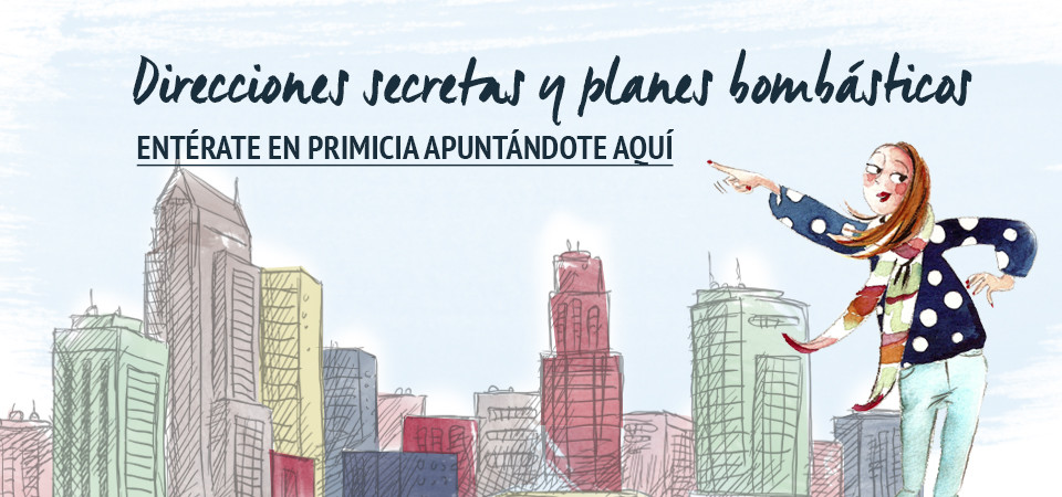 Apúntate a la newsletter de City Confdential