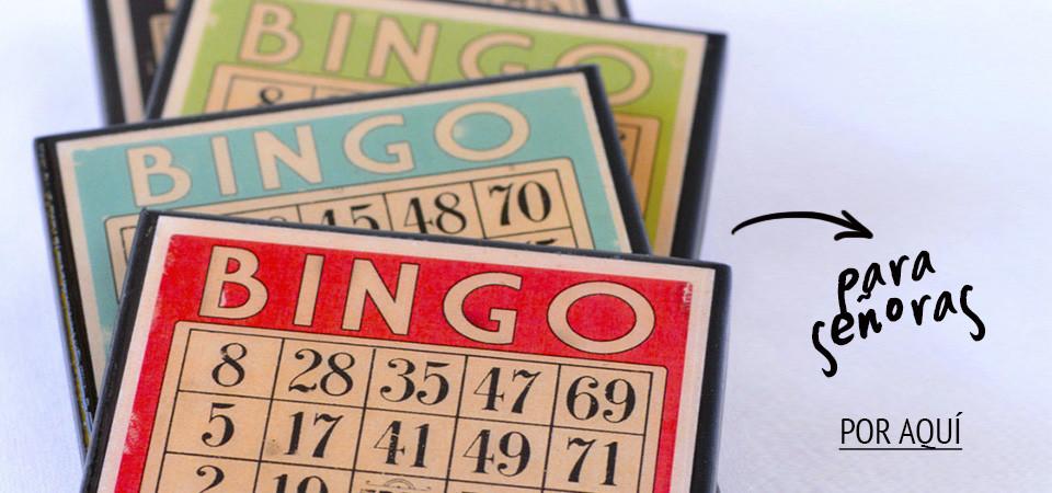 Bingo para señoras en El Ideal Bar