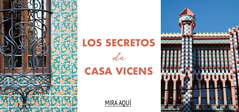 Los secretos de Casa Vicens