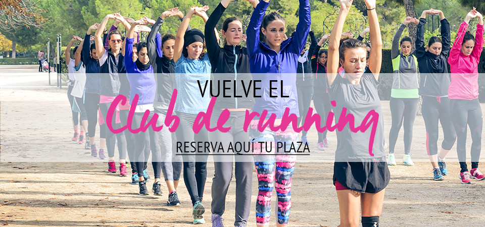 Vuelve el club de running City Confidential