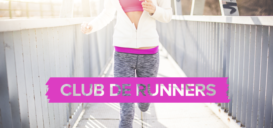 Club de runners The Core by City Confidential