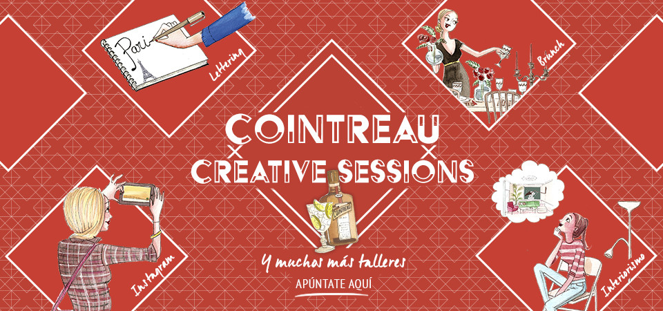 Cointreau Creative Sessions