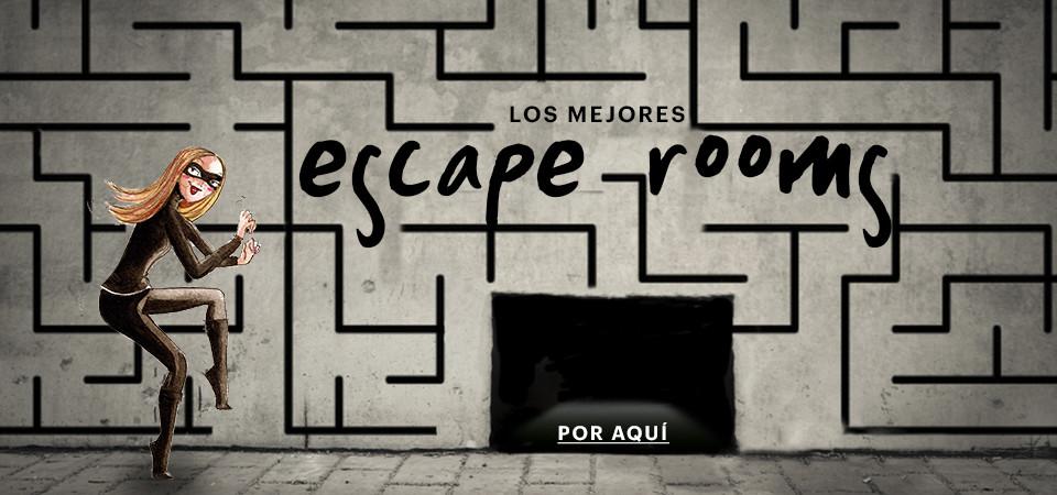Los mejores Escape Rooms de Madrid