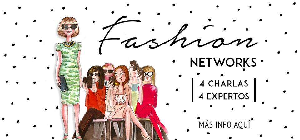 4 charlas de expertos: Fashion Networks by Esprit