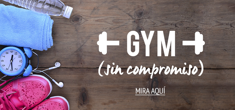 Gym sin compromiso en Madrid