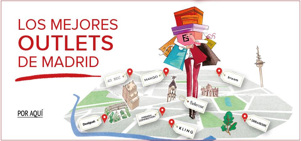 Los mejores outlets de Madrid