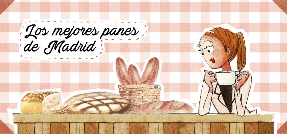 El mejor pan de Madrid