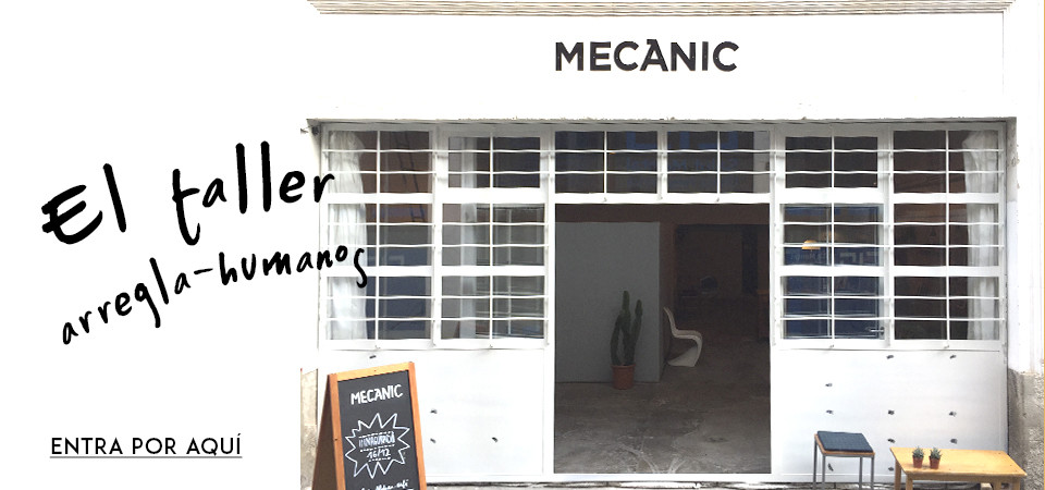 Mecanic, el taller arregla-humanos