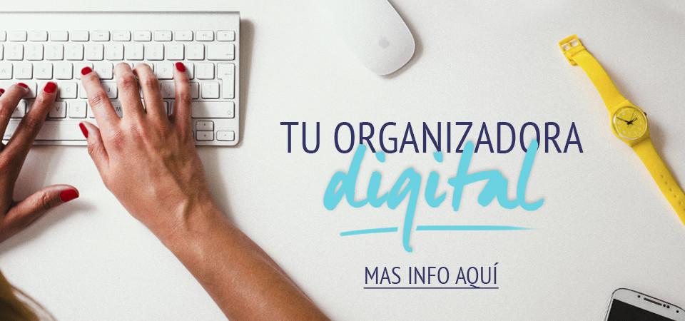 Tu organizadora digital