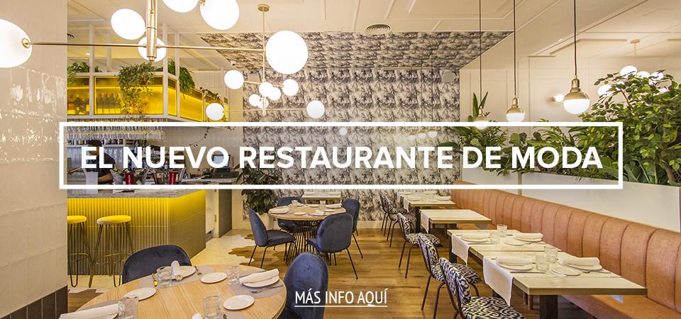 Sargo, el nuevo restaurante de moda de Madrid