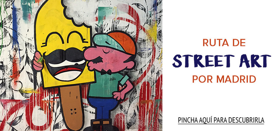 Ruta de Street Art por Madrid