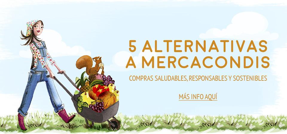 Cinco alternativas a Mercacondis en Barcelona