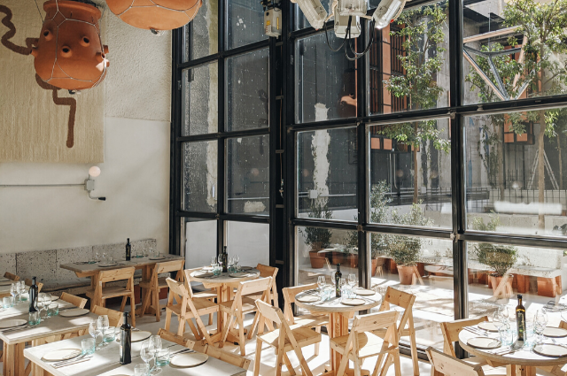 Restaurante MO de Movimiento