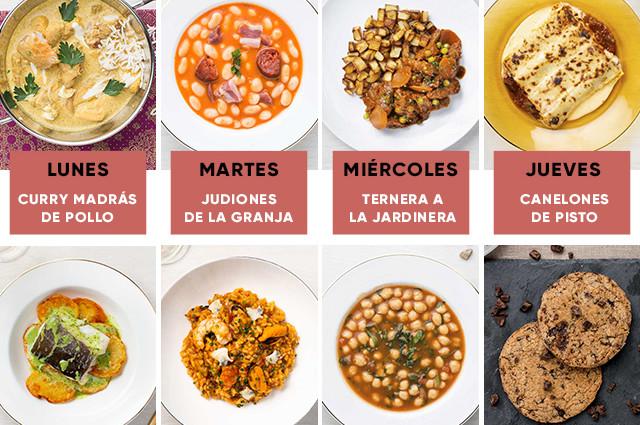 Wetaca: comida casera a domicilio