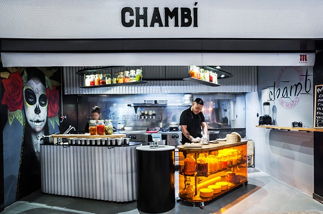Chambi - La Chispería
