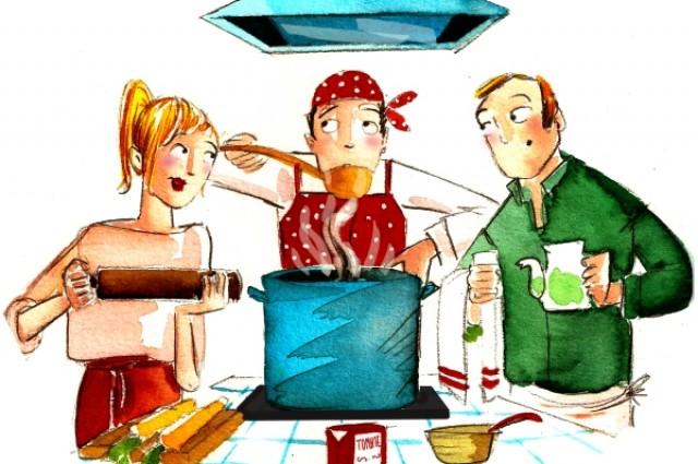 Talleres de cocina con grandes chefs for Como aprender a cocinar