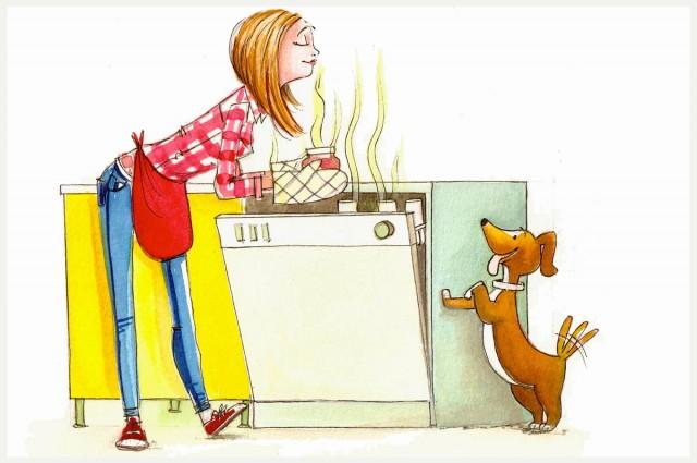 Tu lavavajillas cocina city confidential for Cocinar en el lavavajillas