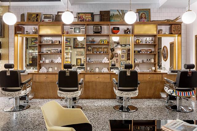 Barbería Compadre