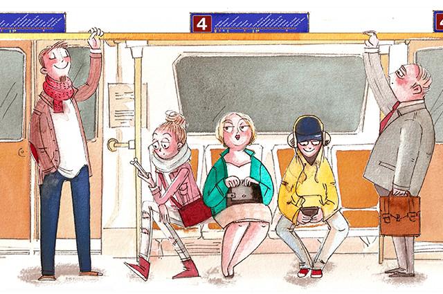 Grupo Conciencia Urbana Metro de Madrid