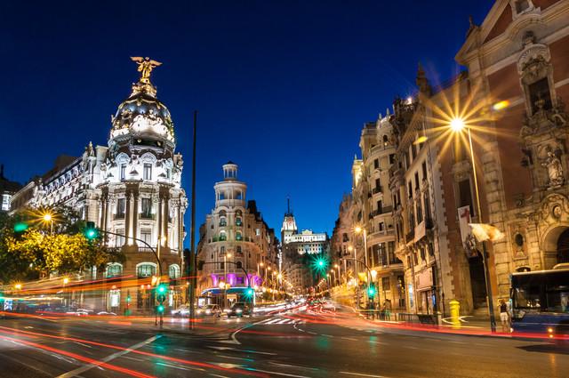 Broadway en Madrid