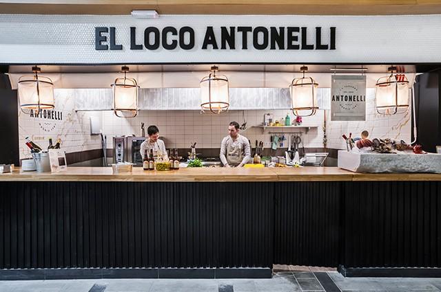 El Loco Antonelli - La Chispería