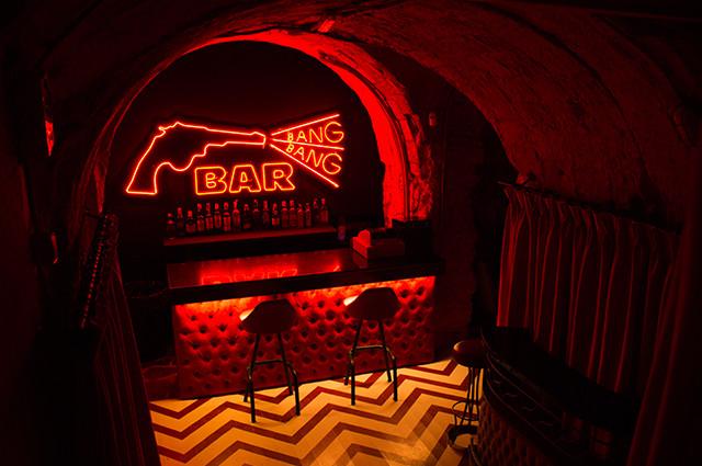 Estupenda Café Bar - El bar de Twin Peaks en Madrid