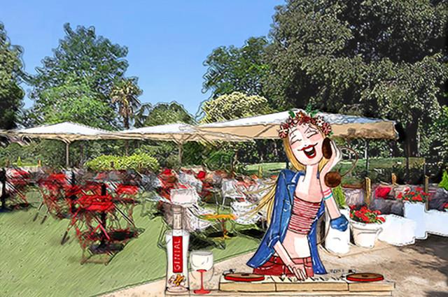 Ginial Sunday Fiesta De Domingo En La Terraza Atenas