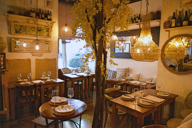 Restaurante La Carbonera
