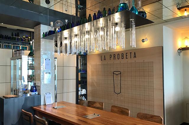 La Probeta - La Tita Lab