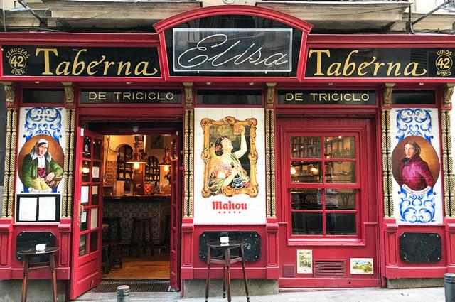 Taberna La Elisa Triciclo