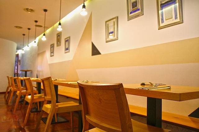 L'Artisan Furansu Kitchen