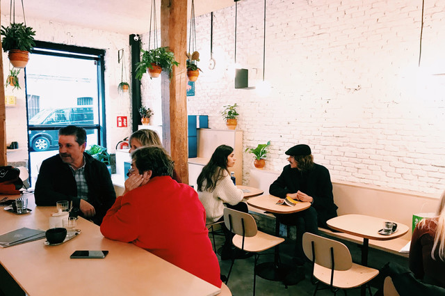 Misión Café Madrid