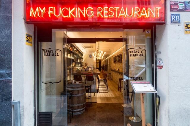 My Fucking Restaurant