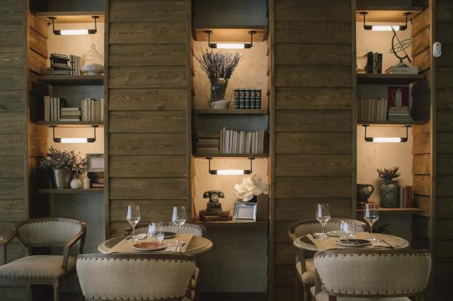 Nuevo restaurante Perrachica