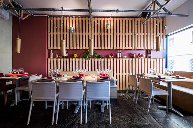 Restaurante Oceanika
