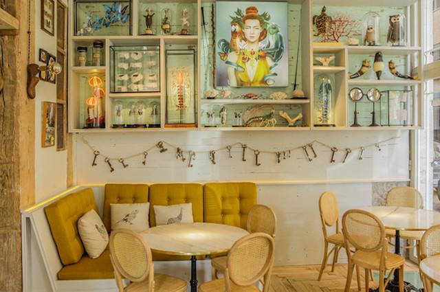 Restaurante Raro Rare Madrid