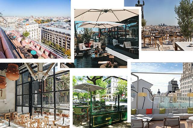 Reserva terrazas Madrid fase 1