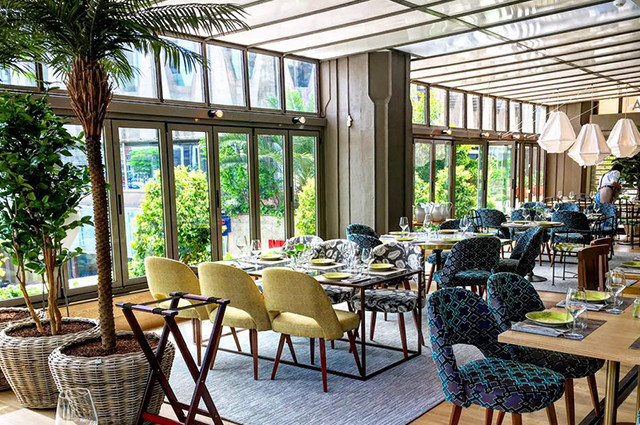 Restaurante habanera city confidential for Restaurantes con terraza madrid