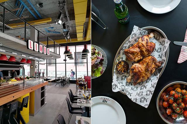 Restaurante Limbo