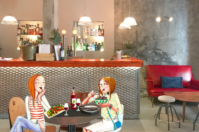 Restaurante Toga