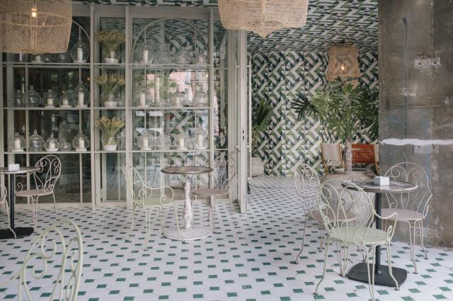 Terraza restaurante Perrachica