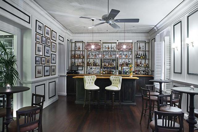 The Rhum Bar