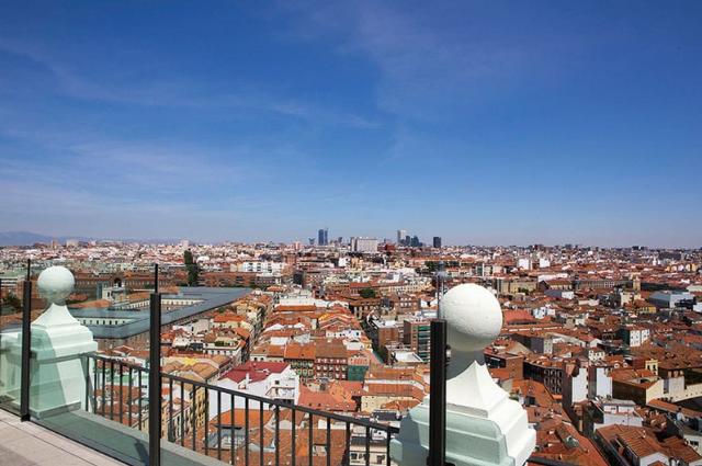 La Azotea Con Las Mejores Vistas De Madrid City Confidential