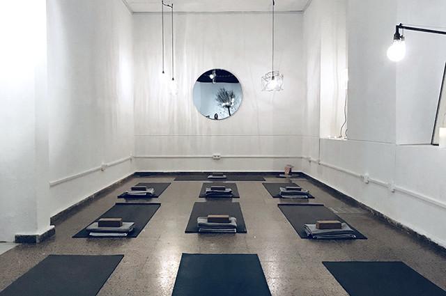 Volver Yoga Estudio