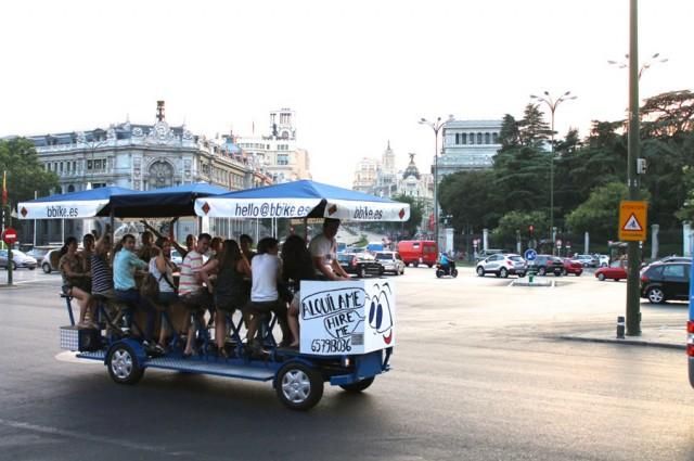BBike Madrid