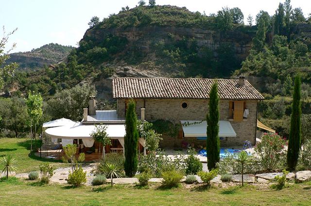 Casa rural Aragón