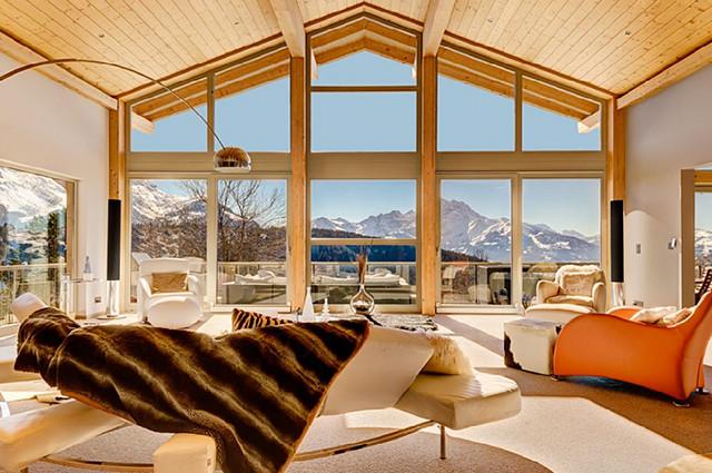 Chalet en Suiza